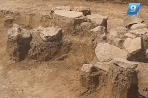 На Тамани учеными обнаружены руины древнегреческого полиса