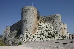 В Сирии авиаударом поврежден замок крестоносцев, охраняемый ЮНЕСКО