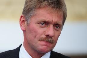 Песков попросил не примешивать президента Путина к освобождению Навального