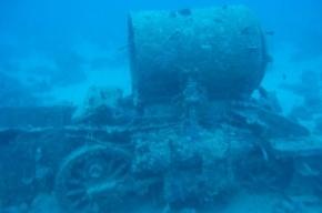 В Мексиканском заливе найден прекрасно сохранившийся 200-летний парусник