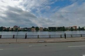 Через Неву могут перекинуть мост в створе улицы Коллонтай