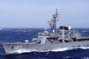 Петербург 31 июля посетят два эсминца из Японии