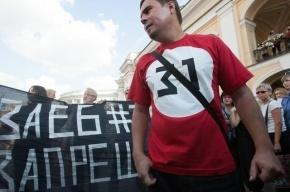 Активистов «Стратегии-31» у Гостиного двора задержали за несколько минут