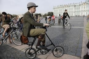 В Петербурге 14 сентября пройдет твидовый велопробег