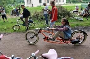 Сразу два велофестиваля пройдут в Петербурге и окрестностях в воскресенье