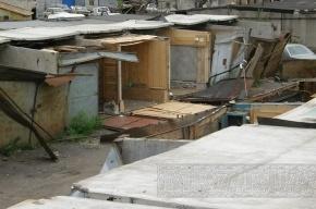Владельцам снесенных гаражей в Петербурге начали выплачивать компенсации