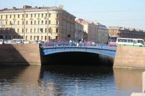 Опубликована схема движения по Исаакиевской площади на время ремонта Синего моста