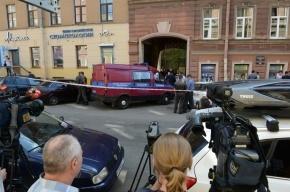 Взрыв на Невском проспекте, кадры: студенту оторвало пальцы петардой
