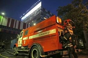 В МЧС назвали возможные причины пожара в «Останкино»
