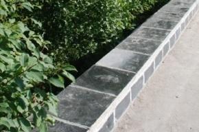 В Петрозаводске дорогу замостили надгробной плитой Савелия Крамарова