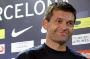 Тито Виланова покидает пост главного тренера «Барселоны» из-за рака