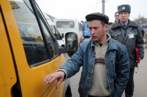 Все водители маршруток в Петербурге будут россиянами