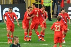 Капелло назвал расширенный состав сборной на матч с Северной Ирландией