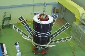 Российский военный спутник упал на территории Китая