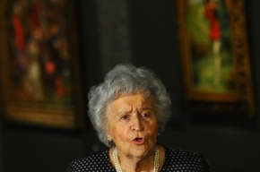 Ирина Антонова покидает пост директора музея имени Пушкина
