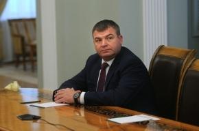 Сердюков допрошен по делу о продаже части Таврического дворца