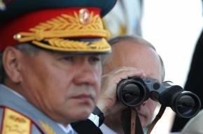 Сергей Шойгу поручил военным петь гимн России каждое утро