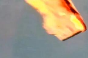 Ракета «Протон-М» упала через десять секунд после старта