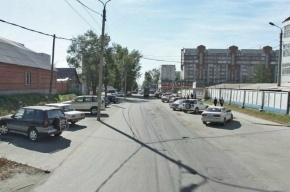 В Новосибирске водитель «Лексуса» забил до смерти старика, медленно переходившего дорогу