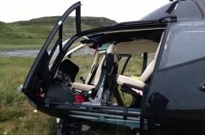 СМИ: Мурманский вертолет-убийца принадлежит депутату из Ленобласти