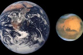 В NASA заявили о пригодности Марса для жизни 4 млрд лет назад