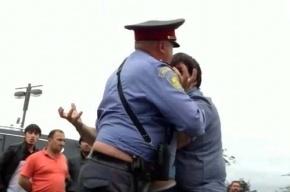 Во время зачисток рынков Москвы задержали почти 500 человек