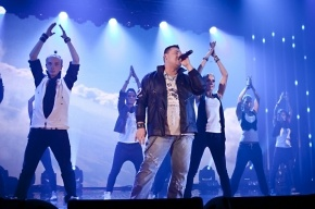 NCA представляет: Большой концерт «РУКИ ВВЕРХ!». 9 ноября, Ледовый дворец