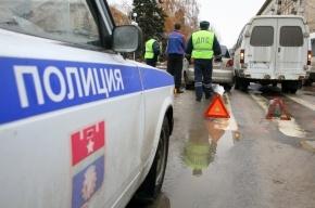 В Москве нарушитель ПДД избил полицейских