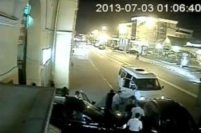 Обнародовано видео задержания мэра Ярославля Евгения Урлашова