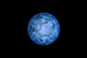 Британские астрономы нашли стеклянную планету