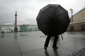 Синоптики обещают Петербургу небольшие дожди