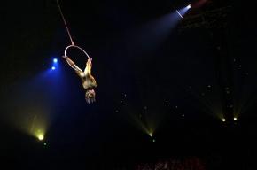 В Лас-Вегасе во время представления Сirque du Soleil разбилась артистка цирка