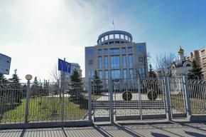 Здание Мосгорсуда пять раз обстреляли из рогатки