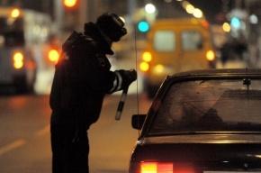 Машины ГИБДД Москвы использовали для перевозки VIP-персон