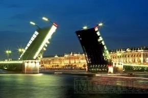 Мосты Петербурга по праздникам разводить больше не будут