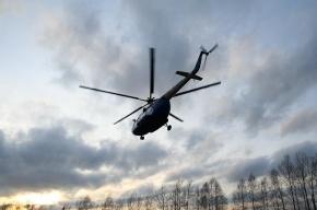 В Якутии разбился вертолет Ми-8 с 11 детьми на борту
