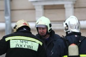 В Петербурге горит Императорский фарфоровый завод