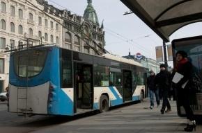 В петербургских троллейбусах появится бесплатный Wi-Fi