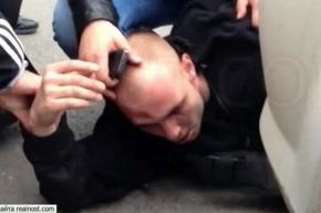 Полицейского, избитого на Матвеевском рынке Москвы, повысили в звании