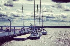 В Кронштадте открылся первый в России пункт пропуска иностранных яхт