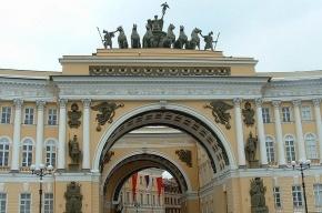 Власти Петербурга поддержали идею создания пешеходной зоны на Большой Морской