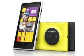 Nokia выпустила смартфон Lumia 1020 с 41-мегапиксельной камерой