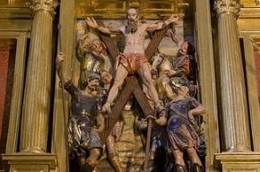 Крест апостола Андрея доставят из Греции в Петербург