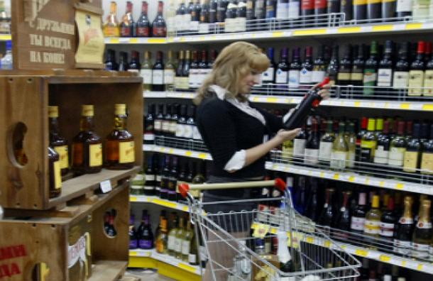 В  России каждая третья бутылка виски - поддельная