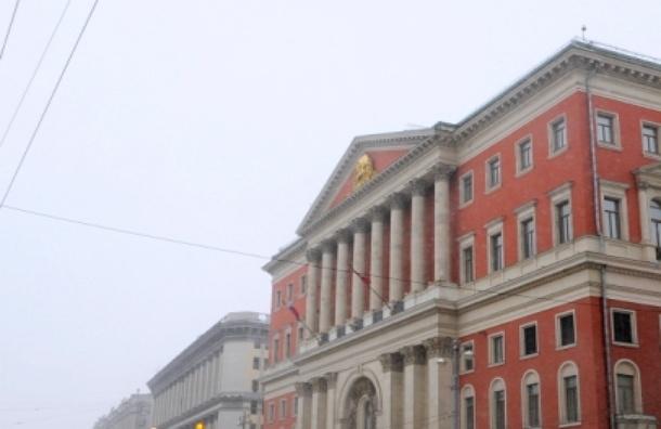 Число кандидатов на пост мэра Москвы увеличилось до 34 человек