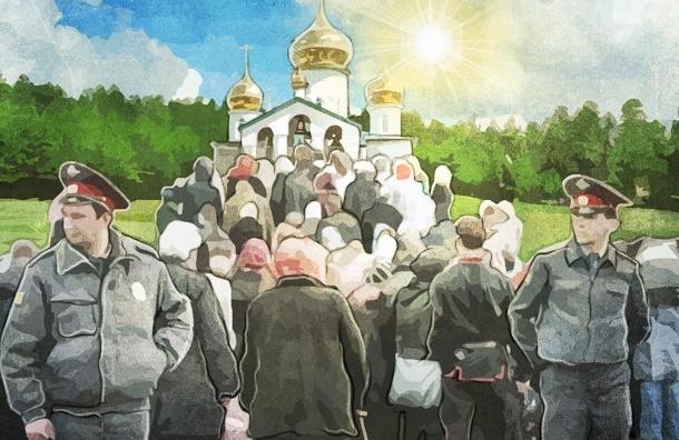 РПЦ при Путине будет занимать бОльшие позиции в жизни государства, чем сейчас