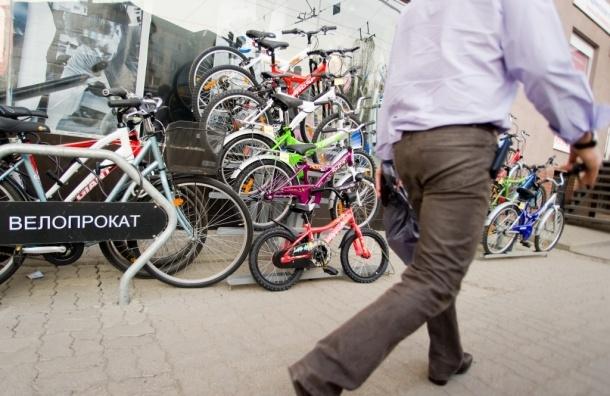 Пенсионеров столицы пересадят на бесплатные трехколесные велосипеды