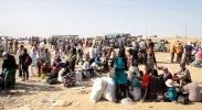 Сирийские беженцы: Фоторепортаж