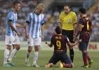 Малага-Барселона 25.08.2013: Фоторепортаж