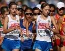 Спортивная ходьба на 20 км на чемпионате мира по легкой атлетике: Фоторепортаж